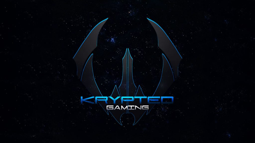 Krypted Gaming Background